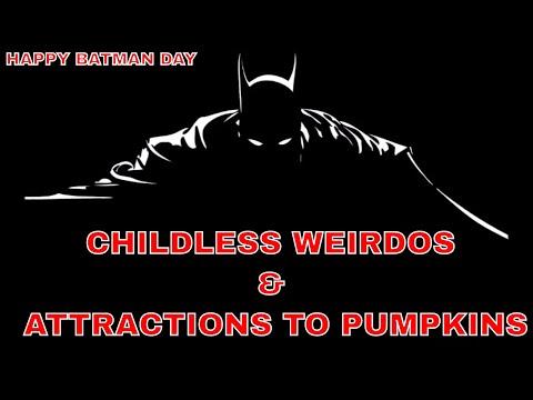 CHILDLESS WEIRDOS : COMIC BOOK PIRATES & WOMEN JOIN THE LIVESTREAM : BATMAN DAY HANGOUT PT 3