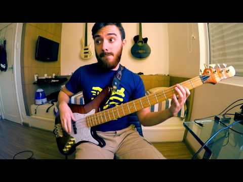 Vulfpeck - 1 For 1 DiMaggio [Bass Cover]