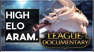 League of Documentary The History of High Elo ARAM