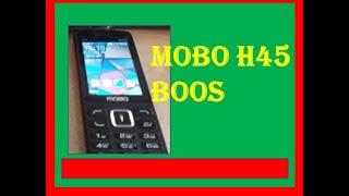 Mobo H45 Flash File