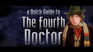 A Quick Guide to Classic Who Season 13