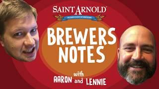 Brewer's Notes: Pumpkinator 2017