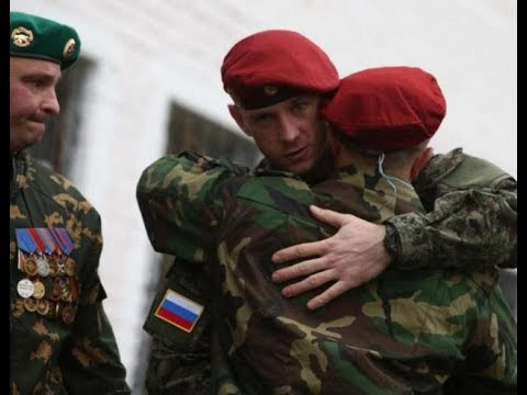 Russian Spetsnaz/Maroon Berets-(FRICTION)!