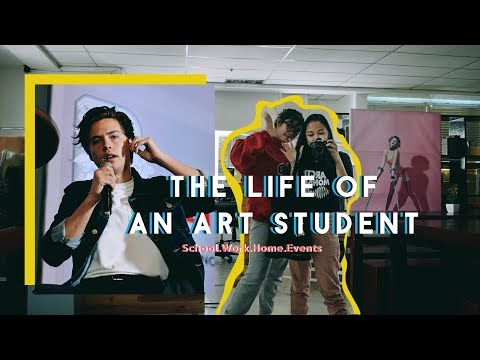 The Life of an Art Student (Philippines) 2018