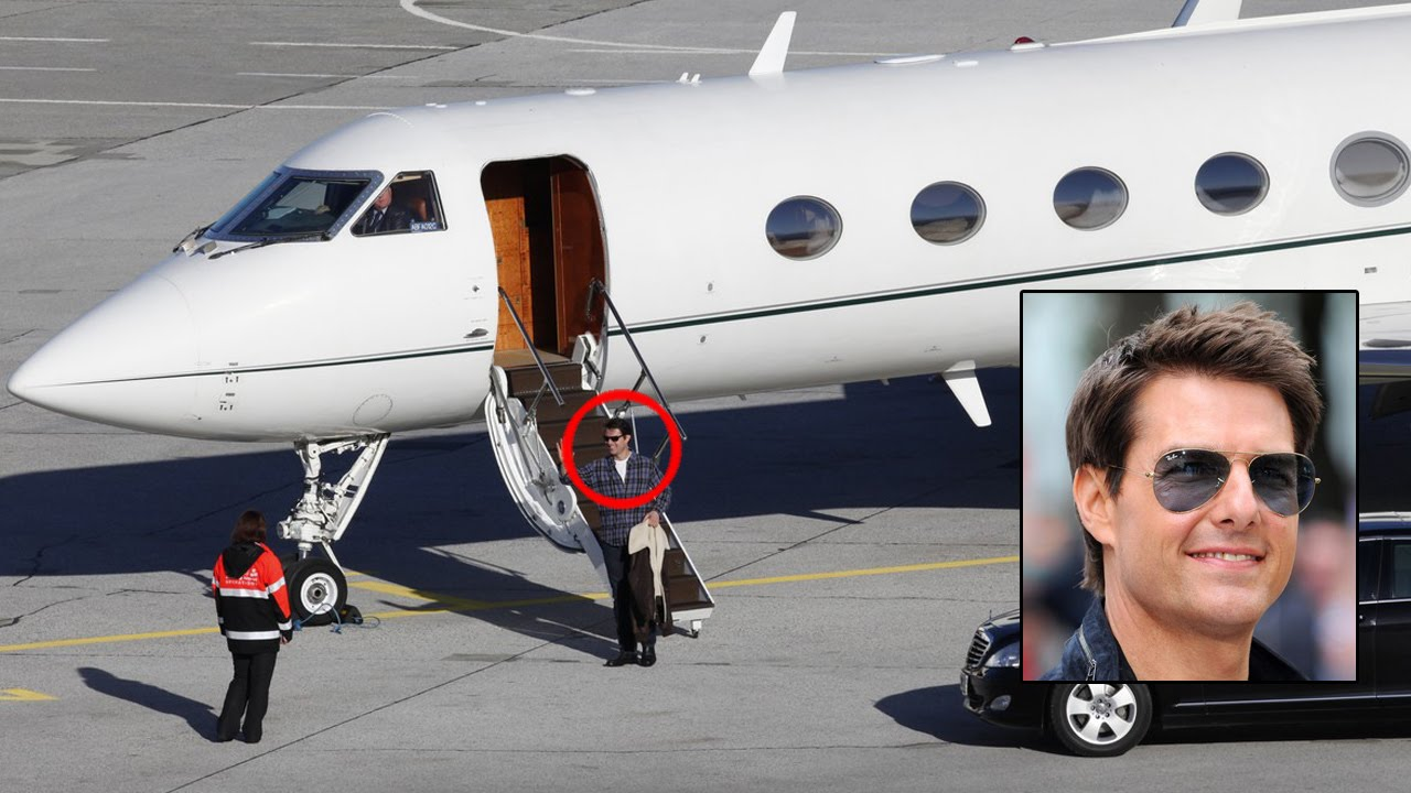 18 Private Jets Owned By Celebrities - Most-Expensive.com