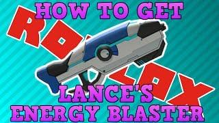 How to Get Lance's Energy Blaster | Roblox Flood Escape Voltron Universe Event