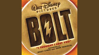 "I Thought I Lost You (From ""Bolt""/Soundtrack Version)"