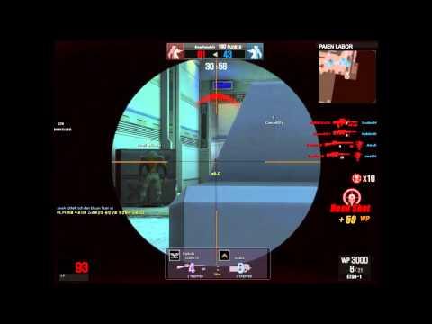 Wolfteam  LuziferXX Sniper
