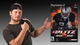 NFL Blitz 2002 - Playstation 2 (PS2) - Live Stream