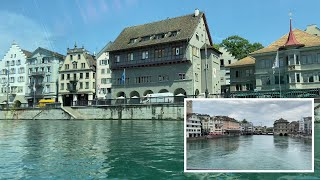 Ode to the main Zurich river Limmat in Covid 19 times, Ep.46