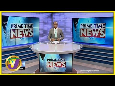 Jamaican News Headline   TVJ News - August 5 2021