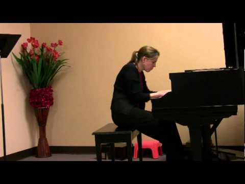 The Gorin school of Music 2010 winter Adult student recital 2 of 2