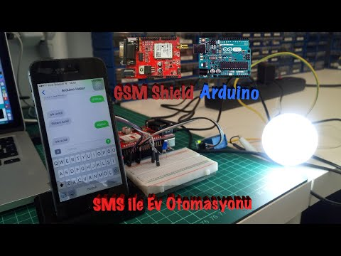 GPRS/GSM Shield v10 - Elecrow