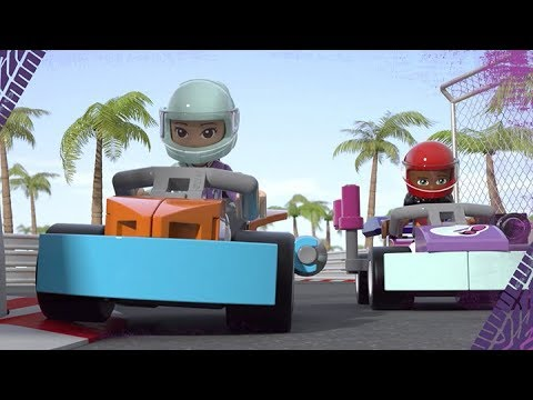 Creative Tuning Shop 41351 - LEGO Friends - Product Animation