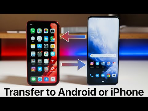 How To Easily Copy All Data From IPhone To Android, Transfer Contacts And Messages