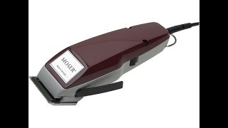 Обзор и тест машинки для стрижки волос MOSER 1400