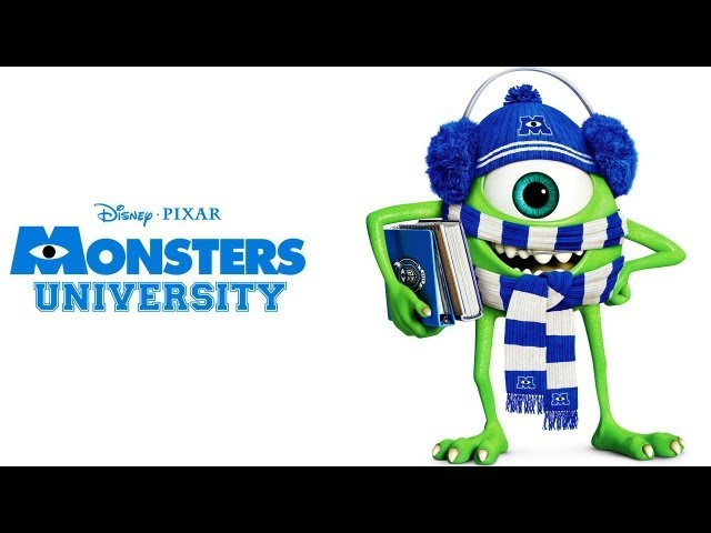Monsters University Trailer 2013 [Nuevo] Videos De Viajes