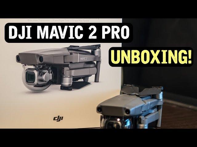 DJI Mavic 2 Pro / UNBOXING