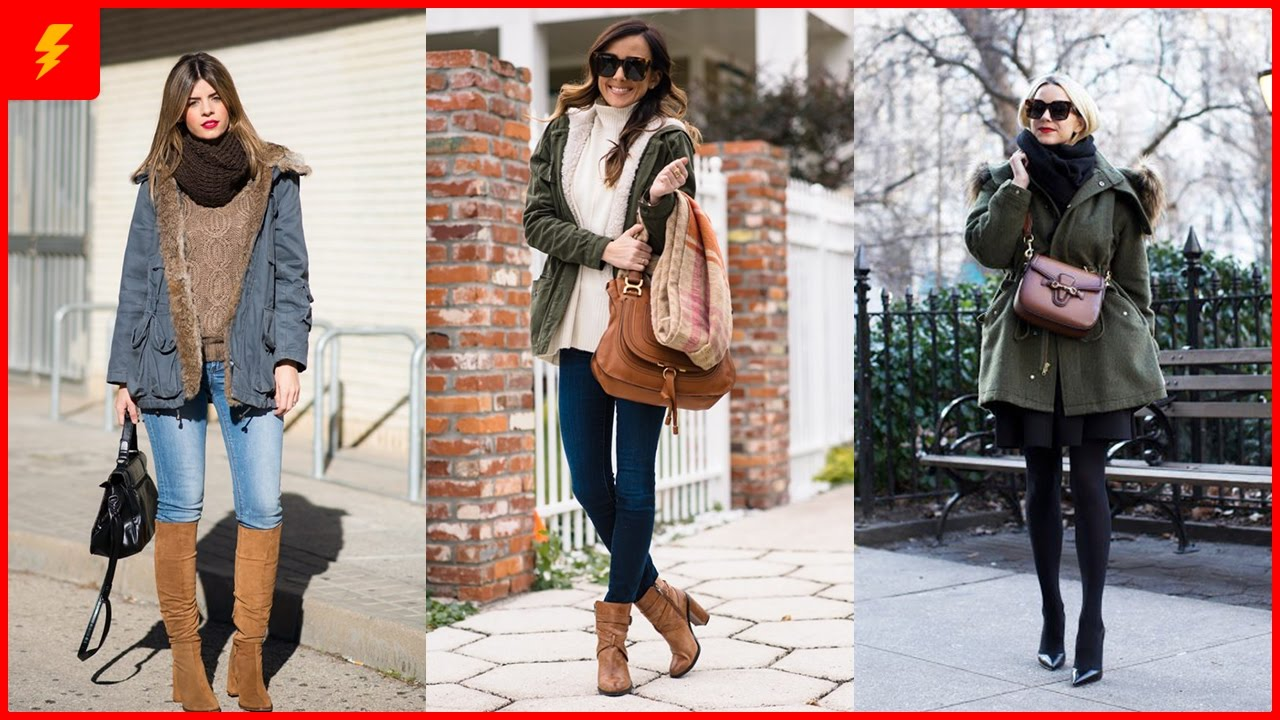 2019 year lifestyle- How to parka a wear jacket