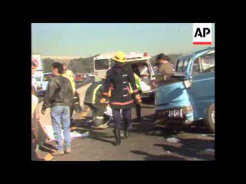 South Africa - Bus Crash