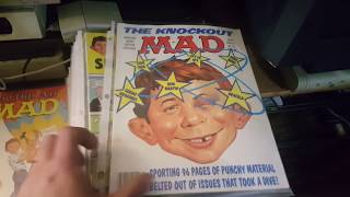 MAD Magazine - My Collection and Thoughts