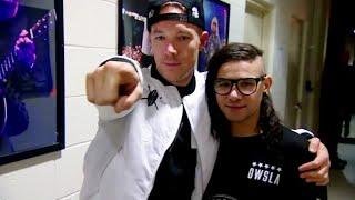 Skrillex & Diplo - Backstage