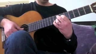 Desafinado by Joao Gilberto - Guitar Solo