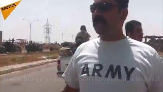 Irak Ordusu Rutba Yı Kurtarma Operasyonunu Başlattı