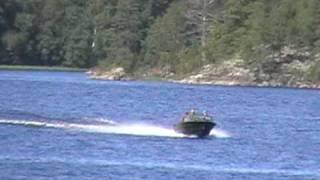 Скорость лодки