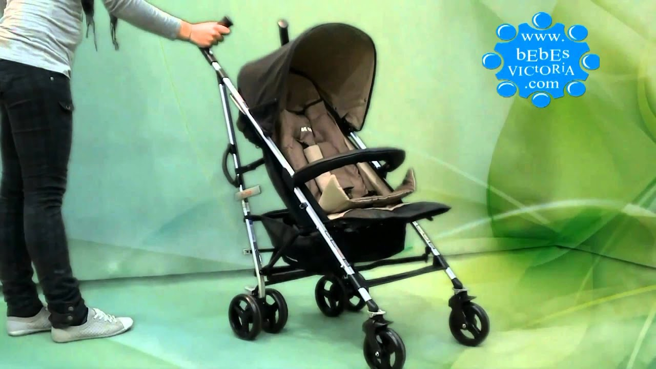 Sillas de paseo ligeras youtube - Sillas bebe carrefour ...