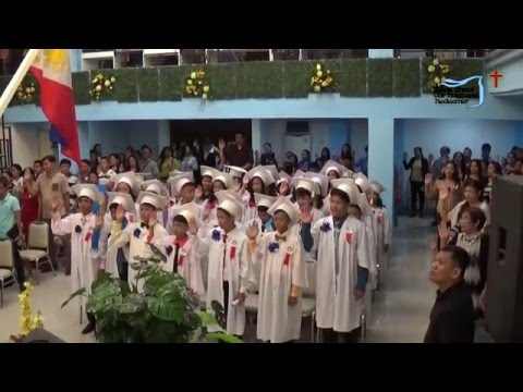 MCA Elementary Department Graduation Ceremony 2016