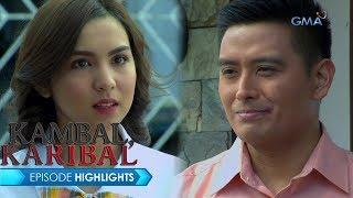 Kambal, Karibal: Crisel finally meets her father