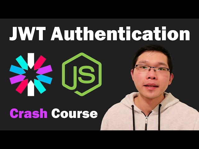 JWT Authentication Node.js Crash Course