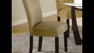 Coaster home furnishings 101494 casual dining chair cappuccino taupe set of 2