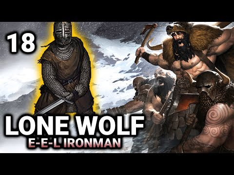 """Lone Wolf EEL Ironman #18 """"Ghost!"""" -  Battle Brothers Warriors of the North Gameplay"""