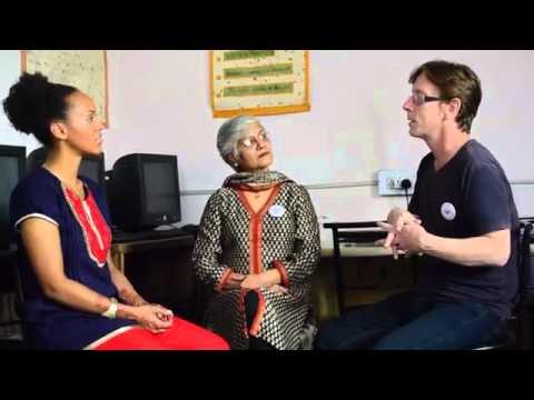 Community Culture and Cuisine with Danielle Alex- Pilot Episode (New Delhi)