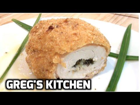 HOW TO MAKE A CHICKEN KIEV  - Greg's Kitchen