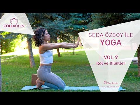 Seda Özsoy İle Yoga | Vol 9 | Kol ve Bilekler