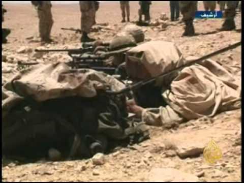 """انطلاق مناورات """"الأسد المتأهب"""" في الأردن"""