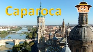 Города Испании, Сарагоса(Полюбуйтесь с одним из старейших городов Испании - Сарагосой ..., 2014-12-05T08:30:38.000Z)