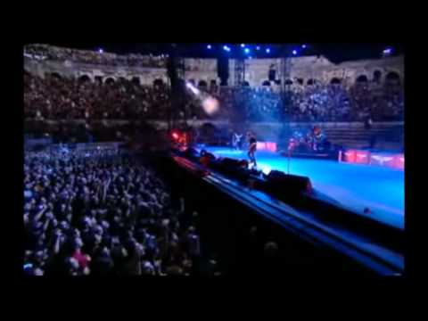 Metallica - Nothing Else Matters Live Nimes France HD