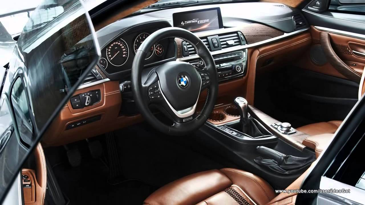 BMW 428I Coupe >> 2013 BMW 4 Series Coupe Concept Interiors and Exteriors ...