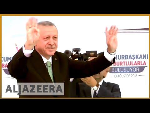 🇹🇷 Erdogan says Turkey economy under attack as Trump doubles tariffs | Al Jazeera English