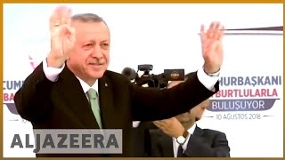 🇹🇷 Erdogan says Turkey economy under attack as Trump doubles tariffs | Al Jazeera English