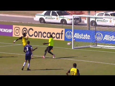 Highlights: St. Lucia 1 - 0 Bermuda