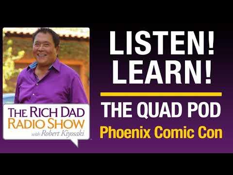 BONUS: THE QUAD POD - Phoenix Comic Con