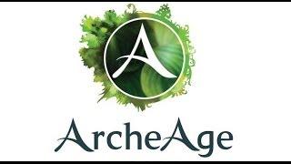 Давайте поиграем в ArcheAge (18+ мат) 1 серия.
