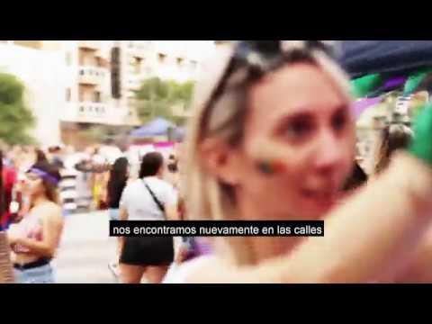 8M en Córdoba: nuestras bocas son fundamentales contra los fundamentalismos