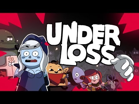 UNDERLOSS ADVENTURES (DOTA UNDERLORDS ANIMATION)