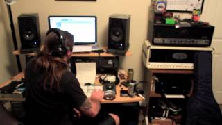 Whitechapel 2012 studio update: vocal tracking